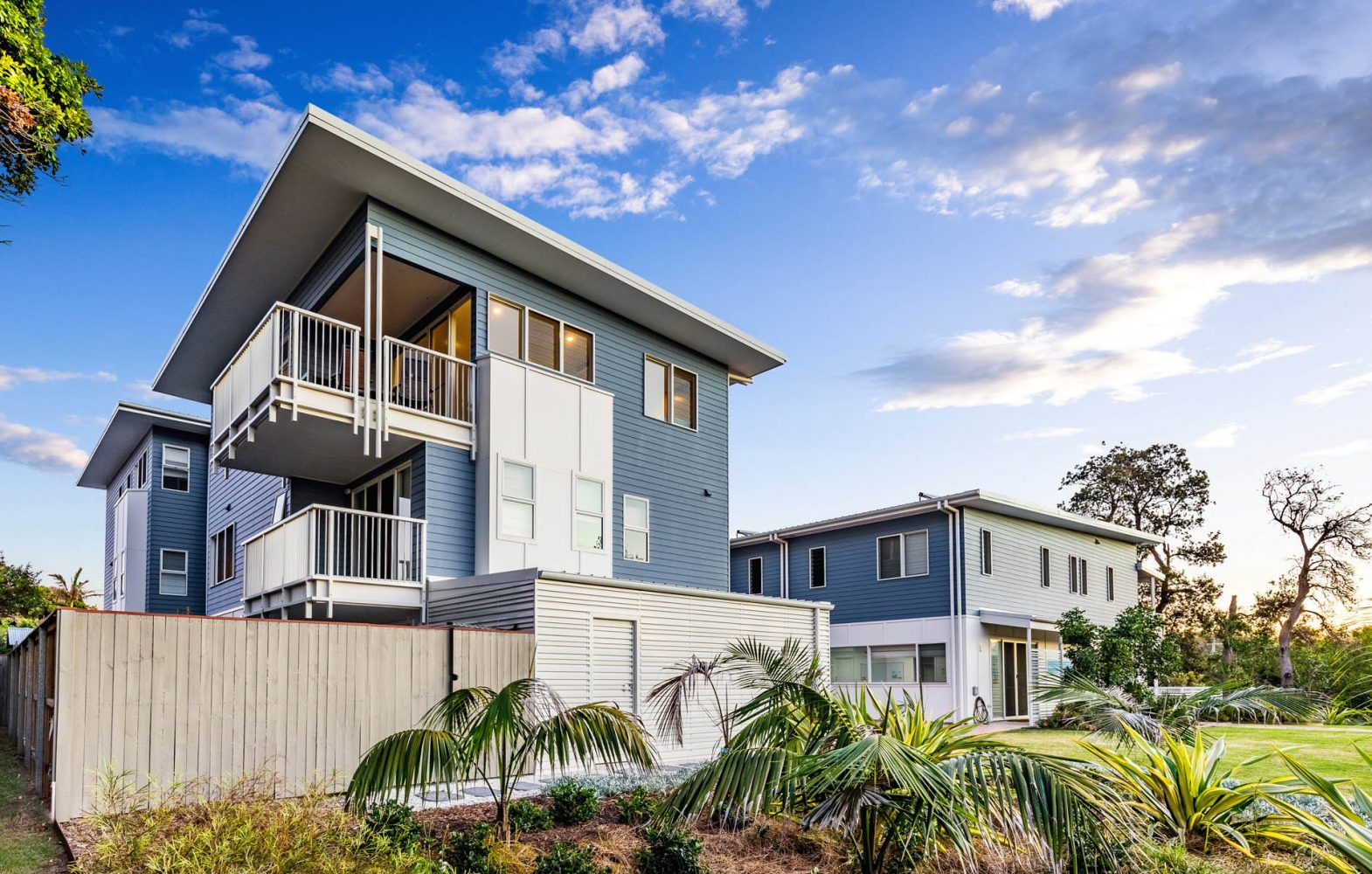 Commercial Facades in Coffs Harbour